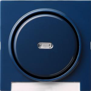 Wippe Kontroll beschriftbar für S-Color blau
