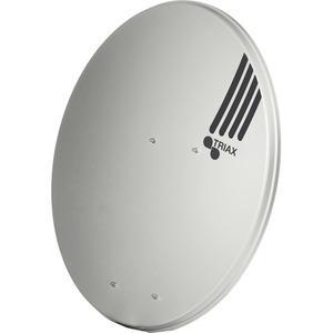 Triax Alu Sat Spiegel FESAT 120 KLG lichtgrau