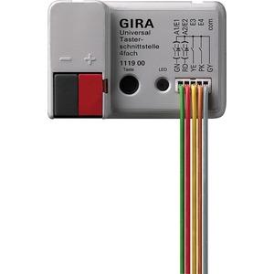 Gira Universal-Tasterschnittstelle 4-fach KNX/EIB
