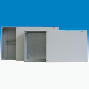MKL Klemmkasten mit TS35 Tragschienen 450 x 350 x 120 mm