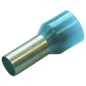 Aderendhülse isoliert 0,25 mm² - L 6 mm hellblau