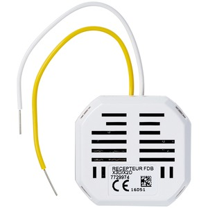 Funkempfänger Bidirektionaler 868 MHz für Unterputzdose VR 45