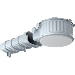 HaloX 180 Einbaugehäuse mit Tunnel 325 Universal-Mineralfaserplatte