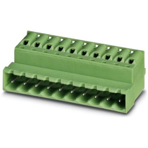 Leiterplattensteckverbinder 12 A 320 V 2-polig grün
