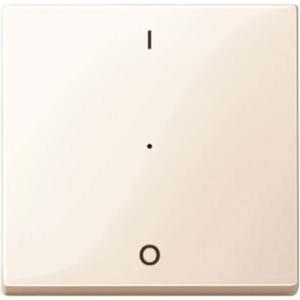 Wippe für Taster-Modul 1-fach (1/0) weiß glänzend