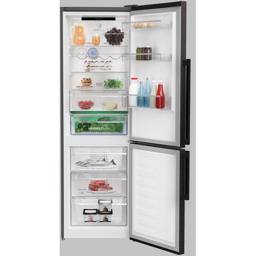 Szabadon álló hűtőszekrény-fagyasztó NoFrost KSN 93571 DX-vel