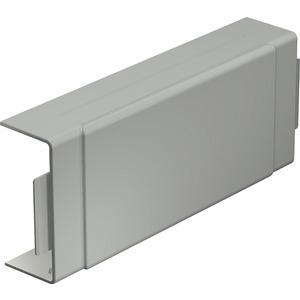 OBO T- und Kreuzstückhaube 60x110mm PVC reinweiß RAL 9010
