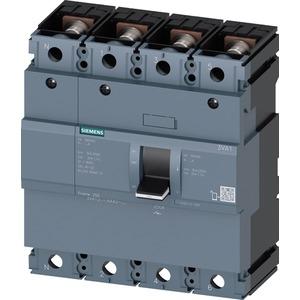 Lasttrennschalter 3VA1 IEC 250 4p In= 250 A ohne Überlast- Kurzschlussschutz