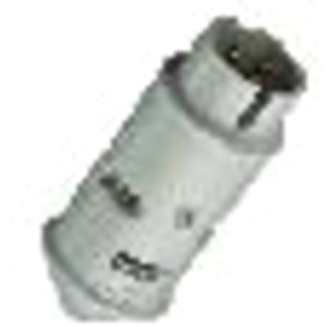 Stecker 16A 2-polig 0h Kleinspannung IP44