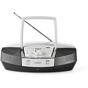 Boombox mit Bluetooth SPBB200WT