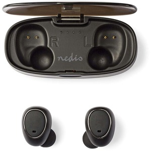 Funkkopfhörer Bluetooth In-Ohr mit Mikrofon HPBT5050BK