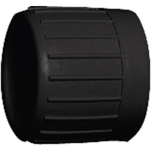 Stecktülle Kunststoff 25 halogenfrei UV beständig schwarz