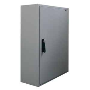 Kunststoff Gehäuse IP55 750 x 750 x 300 mm