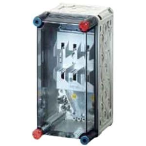 MI 4150 MI-NH-Sicherungsgehäuse 1xNH00 3pol 125A +PE +N