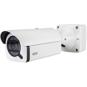 Kamera IP Tube 8 MPx 4K 4.3-8.6 mm Motorzoom Objektiv weiß