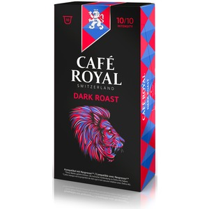 Kaffee Kapseln für Nespressomaschine Limited Edition Dark Roast 10 Stk
