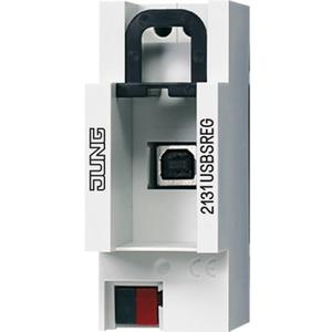 KNX USB-Datenschnittstelle Typ B REG 2TE