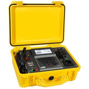 Maschinenprüfer Gerätetester Schaltschrankprüfung mit Fi (RCD) Test