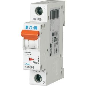 Eaton Leitungsschutzschalter 63A 1-polig C-Char