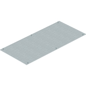 Blinddeckel für Kanalsystem OKA2 800x200x4 St FS