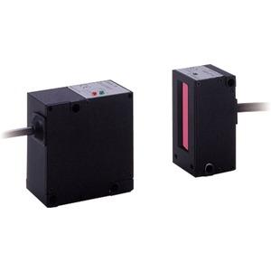 Laserlichtband 28mm Messbereich Abstand Sender + Empfänger 0 - 500mm