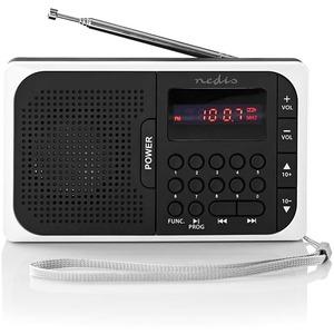 Radio Portable UKW USB microSD RDFM2100WT