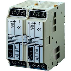 Spannungsversorgung 60 W 100 bis 240 VAC Eingang 24 VDC 2,5 A Ausgang