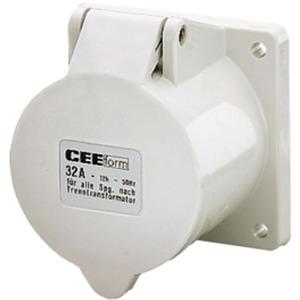 CEE-Anbaudose 16A3p1h>50-500V IP44