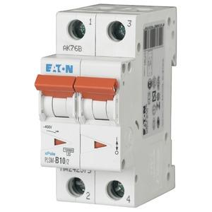 Eaton Leitungsschutzschalter 10A 2-polig D-Char