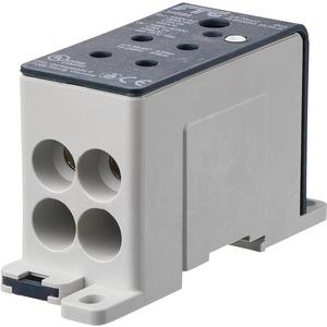 Alu Kompaktverteiler PDB+ 1-polig 125A/100A CU/AL
