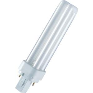 Osram Kompaktleuchtstofflampe DULUX D 13W 827 G24D-1