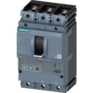 Leistungsschalter 3VA2 IEC 160 Frame 3p In= 63 A Icu= 55 kA - Motorschutz