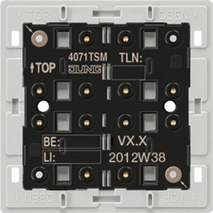 KNX Tastsensor - Modul BA Standard 1-fach