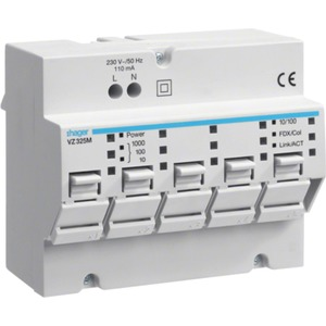 Switch Master 5-Port REG 6 PLE