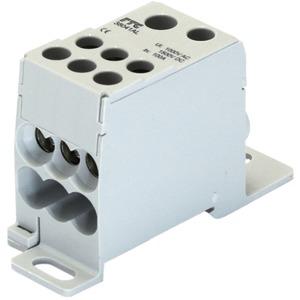 Alu-Kompaktverteiler 1-polig 115A