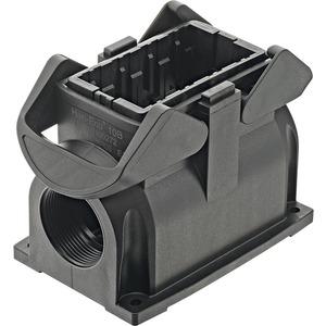 Sockelgehäuse 10 B Han-Eco 1x M32 Querbügel glasfaserverstärkt