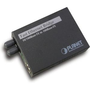 Fiberoptik-Bridge-Konverter FT-801 100 Mbps 10/100Base-TX (RJ45)