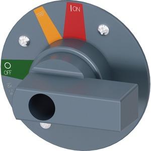 Zusatzgriff für Türkupplungsdrehantrieb Standard - Zubehör für 3VA2 250