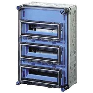 MI Automatengehäuse MI 1333 MI-Automatengehäuse 36TE 300x450x170mm