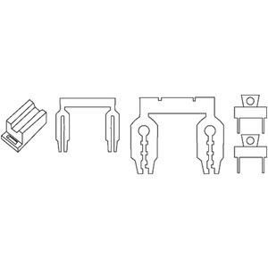 MICO Brückset - Zubehör für MICO Lastkreisüberwachung (Inhalt 1 Set)