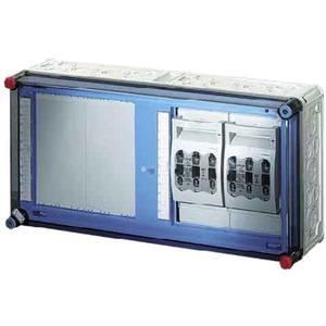 MI 6426 MI-NH-Sicherungs-LS-Gehäuse 2x3xNH00 5pol