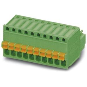 Leiterplattensteckverbinder 4 A 160 V 5-polig grün