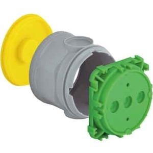 Geräte-Verbindungsdose 1265-40 Tiefe 82 mm Einbauöffnung Ø 60 mm