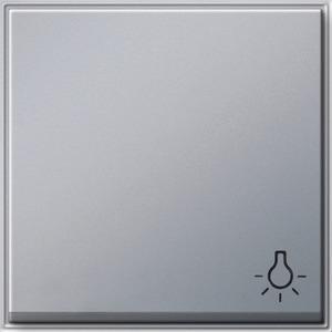 Wippe Symbol Licht für TX_44 (WG UP) Farbe Aluminium