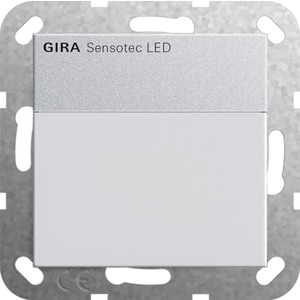 Aktiver Bewegungsmelder Sensotec LED für System 55 Aluminium