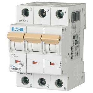 Eaton Leitungsschutzschalter 13A 3-polig D-Char
