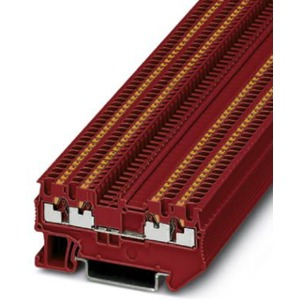 Durchgangsklemme 0,14 - 1,5 mm² rot