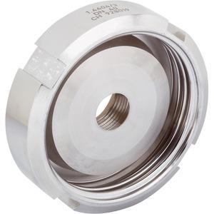 Kegelstutzen komplett DIN 11851 Notüberwurfmutter
