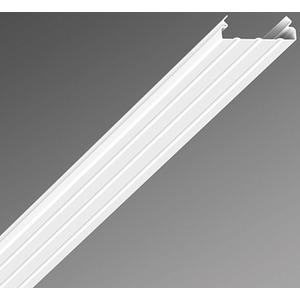 Blindabdeckung aus PVC SDBK 1500 vw verkehrsweiß RAL 9016