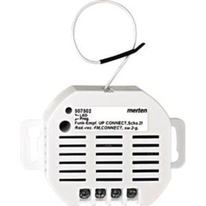 Funk-Empfänger UP CONNECT Schalter 2fach